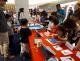 한국의 날 행사 부스 운영